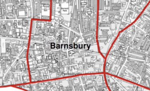 Barnsbury Ward Meeting - PFS section - notes